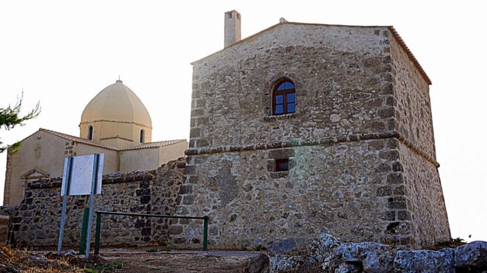 The Monastery of Panagia Skopiotissa