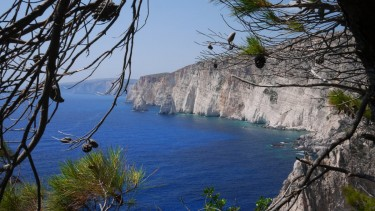 Exploring the most astonishing sea sides of the western Zakynthos