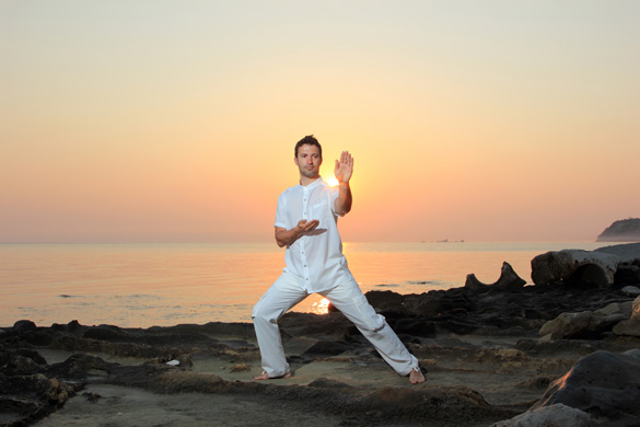 Beginners Tai Chi Holidays in Zante, Greece