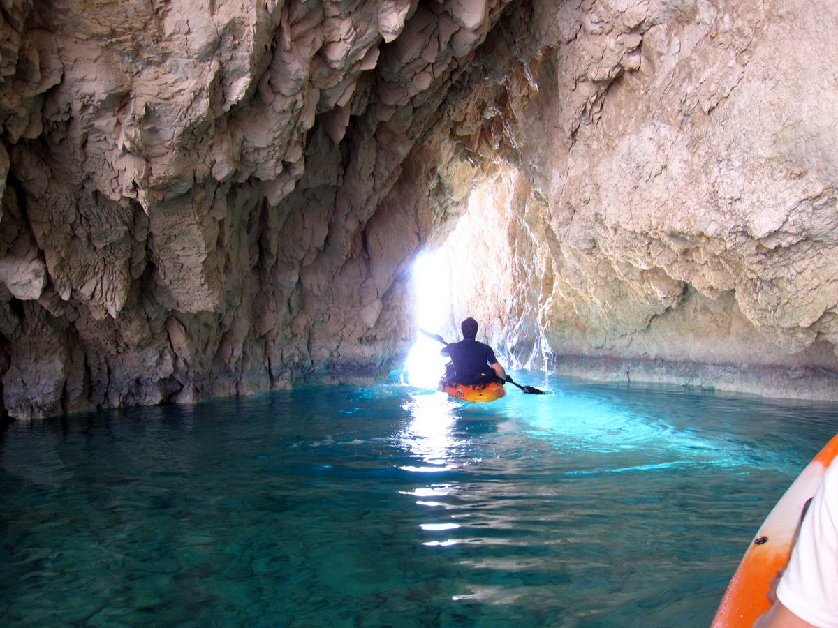 Sea Kayak trip to the Keri Caves of Zakynthos   Zante