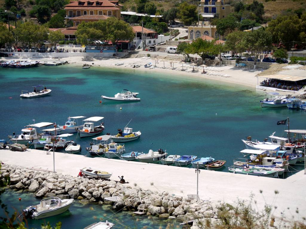 Zakynthos Marinas and Ports